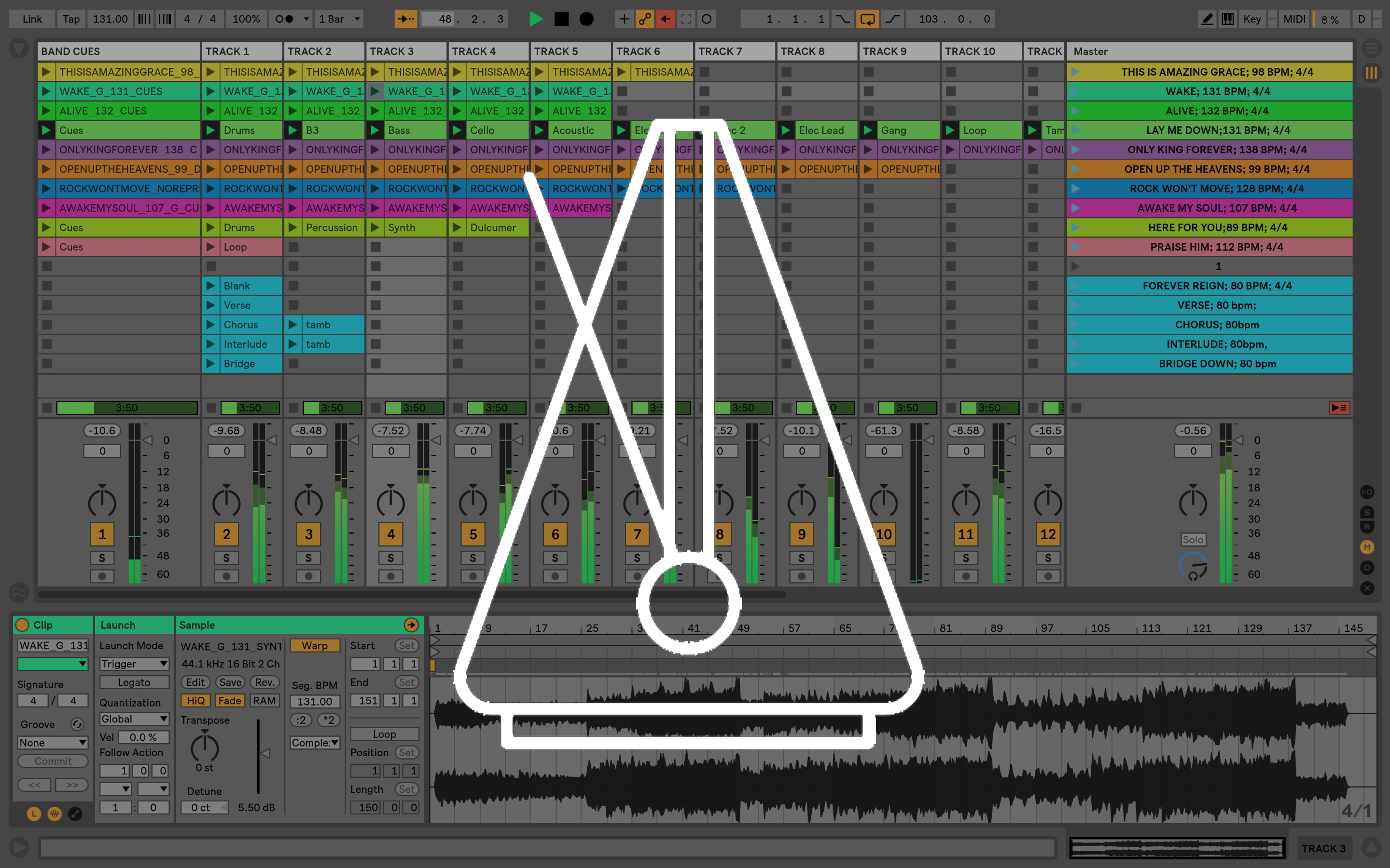 How to Convince Your Worship Band to Start Using A Click - Loop