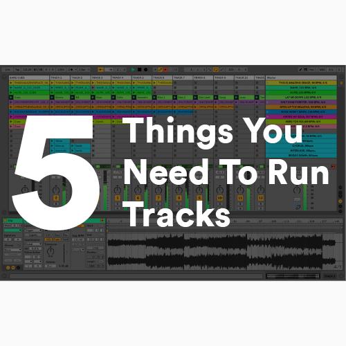5 Things You Need to Run Tracks In Worship - Loop Community Blog