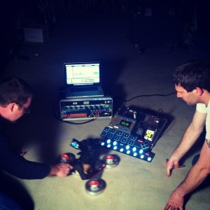 Ableton video shoot