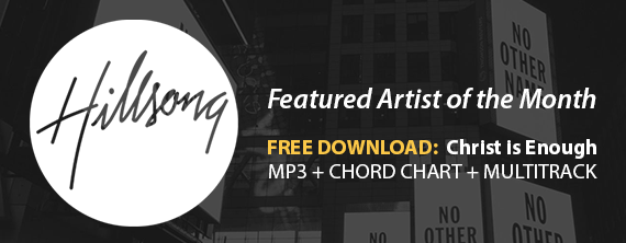 Featured Artist July 2014 Free MP3 Christ Is Enough Chord Chart Loop
